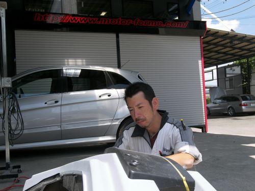 HIROYOSHI NIWA / (趣味)カイトボード (好きなもの)カスタムペイント